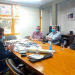 Presidente da COHAB recebe executivos da MZM Construtora